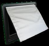 CARASIP Sonnenschutz-Abdeckungen für Ausstellfenster