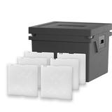 QOOL Box Eco+ L with 6 Temperature Elements