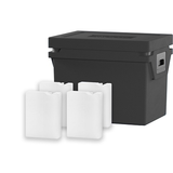 QOOL Box Eco+ M with 4 Temperature Elements