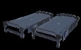 Disc-O-Bed XL anthrazit Einzelbetten