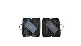 Disc-O-Bed XL anthrazit Taschen offen