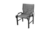 Disc-Chair grau Campingstuhl