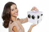 Transcool® E3 WHITE Evaporative cooling system for caravan motorhome boat
