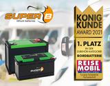 Super B gewinnt den Kunde König Award 2021