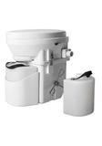 Nature's Head® Trenntoilette mit Fuß Kurbel und Extra Urin Behälter