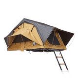 Dachzelt SMALL WILLOW mit Dachgepäckträger 140 inkl. Vorzelt