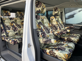 """VW T6/T6.1 seat covers """"Toucan"""""""