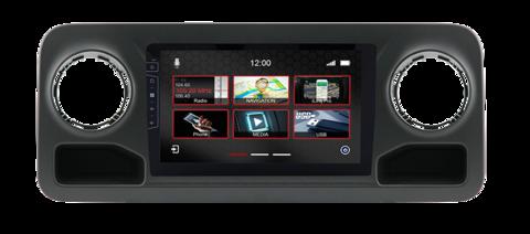 10 Zoll Navigationsgerät DX MB SP Pro – C für Mercedes Sprinter ab 2018