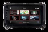 9 Zoll Navigationsgerät DIX MB DF427 Pro – C für Mercedes Sprinter ab 2006