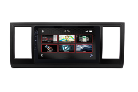 9-inch navigation device DIX-V-T6 Pro - C for VW T6