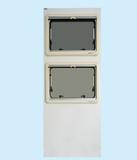 YA-WT-02 Caravan Rundes Eckumschlagfenster