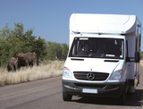 Overseas Motorhome Tours with Rental Motorhome - Southern Africa Namibia