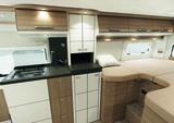 2021 MalibuVan firstclass tworooms 640LERB Küche