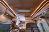 2021 MalibuVan charming coupé 600DBK Ambientebeleuchtung