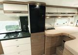 2021 MalibuVan comfort 640LE Küche