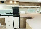 2021 MalibuVan compact 600LE Küche