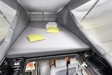 EuroCaravaning VANTourer 2022 540 D Aufstelldach Bett