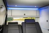 EuroCaravaning VANTourer 2022 Urban RGB Ambientelicht blau