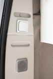 EuroCaravaning VANTourer 2022 600 D Detail Lautsprecher Stecker Heck 1