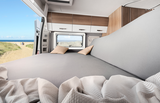 EuroCaravaning VANTourer 2022 600 L Bett Loungefunktion V1