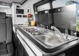 EuroCaravaning VANTourer 2022 Urban Küche 1