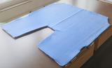 Beispiel Matratzentopper nach Maß für Kastenwagen