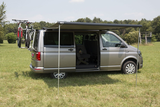Winch awnings for wall installations F40VAN