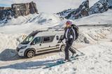 Adria Mobil Deutschland Twin Supreme Kastenwagen Camper Van Neuheiten 2022