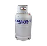 alugas travelmate 11kg Tankflasche