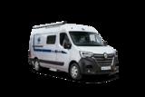 Kompakter Van unter 6 Meter
