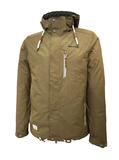 Men's functional jacket Dry Fashion Husum Bronze