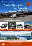 Wohnmobilreisen in Kanada