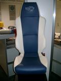 Fahrersitz Reisemobil