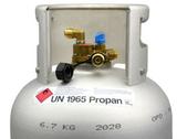 Alugas TRAVELmate 2019 Single Bottle Set - MS 14 kg.