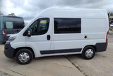 Fiat Ducato L1H2 2.0 Mjet by Indie Campers