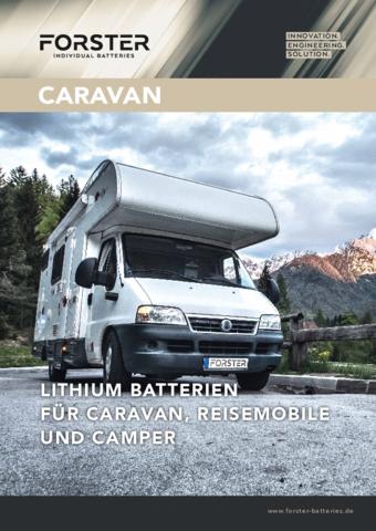 2021 03 01 Forster Flyer Caravan