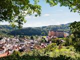 Malberg und Schloss