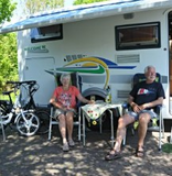 7x overnight stay incl. health resort fee at the motorhome site
