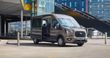THE NEW FORD TRANSIT BUS