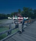Sava hiking trail