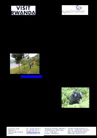 Wandern in Ruanda